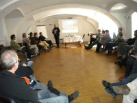 Ein Tag zum Austausch und zur Information über Permakultur in der Region Böhmerwald